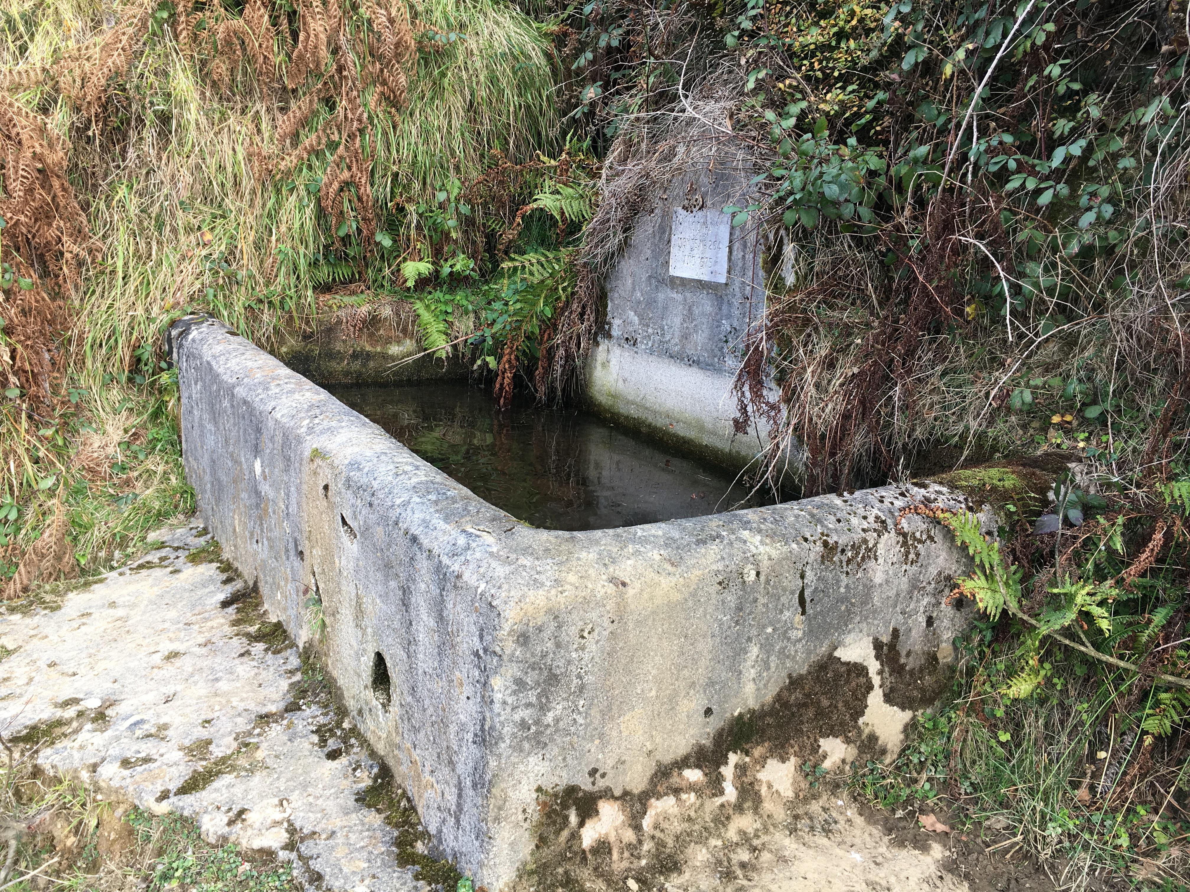 Valle de La Vara (Riosa): Fuente Bermeya (El Cordal)